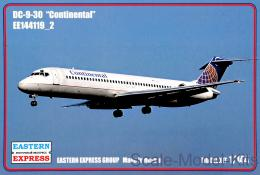 EASTERN EXPRESS 1/144 McDonnel DC-9-30 Continental