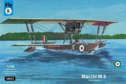 FLY 1/48 Macchi M.5 Italian Flying Boat (3x camo)