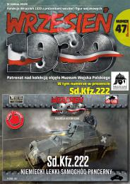 FIRST TO FIGHT 1/72 No.47 Sd.Kfz.222
