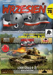 FIRST TO FIGHT 1/72 PL078 - Renault R35 French Light Tank