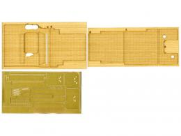 FUJIMI 1/350 Wood Deck Seal for IJN Aircraft Carrier Kaga