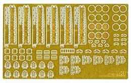 FUJIMI 1/700 IJN Catapult Set Etching Parts