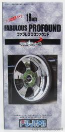 FUJIMI 1/24 Fabulous Progound 18INCHI Wheel