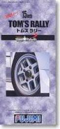 FUJIMI 1/24 15 inchi Toms Rally wheel