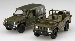 FUJIMI 1/72 JGSDF 1/2t Trucke (for Army Unit)
