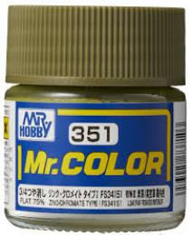 GUNZE Mr.Color C-351 Zinc-Chromate Type I FS 34151