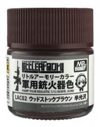 GUNZE Mr.Color  LAC02 Woodstock Brown
