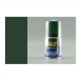 GUNZE Mr.Color Spray S124 Dark Green Mitsubishi