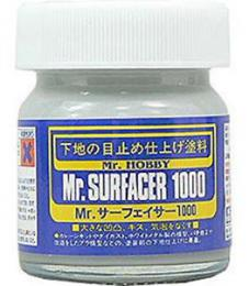 GUNZE SF-284 Mr.Surfacer 1000 40 Ml