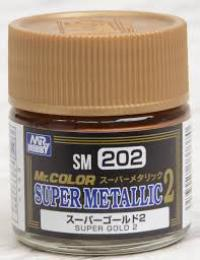 GUNZE SM-202 Super Gold 2