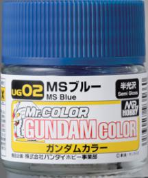 GUNZE Mr.Color  UG-02 MS Blue