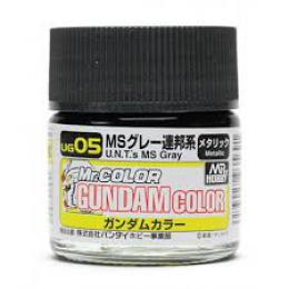 GUNZE Mr.Color  UG-05 U.N.T.s MS Gray