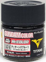 GUNZE Mr.Color  UG-16 MS Titans Blue 1