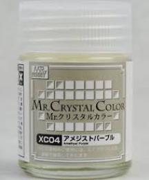 GUNZE Mr.Crystal Color XC-04 Amethyst Purpure