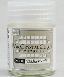 GUNZE Mr.Crystal Color XC-06 Tourmaline Green