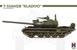 H2000 1/35 T-55AM2B Kladivo (w/bonus 4 painting and marking )