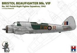 H2000 1/72 Beaufighter Mk. VIF 307 Polish Sq