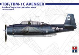H2000 1/72 Grumman TBF/TBM-1C Avenger Battle of Leyte Gulf, October 1944
