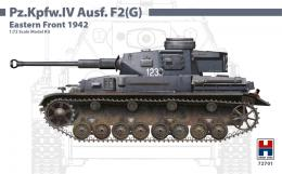 H2000 1/72Pz.Kpfw.IVAusf.F2 (G) Eastern Front 1942 EX-DRAGON, CARTOGRAF Decals