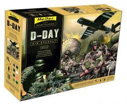 HELLER 1/72 Starter Set - D-Day Air Assault