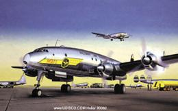 HELLER 1/72 Lockheed C-12A Constellation Berlin