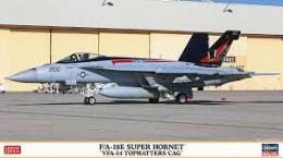 HASEGAWA 1/72 F/A-18E Super Hornet VFA-14 Tophatters CAG