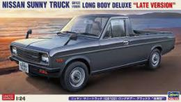 1/24 Nissan Sunny Truck GB122 (1989) Long Body Deluxe Late Type