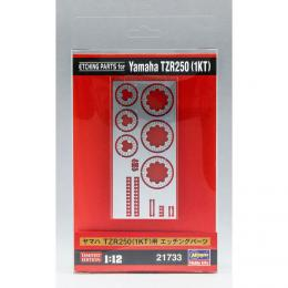 HASEGAWA 1/12 Detail Up Etching Parts for Yamaha TZR250 (1KT)
