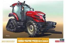 HASEGAWA 1/35 Yanmar Tractor YT5113A Delta Crawler Specification