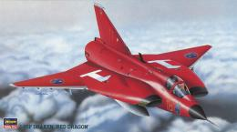 1/72 J-35F Draken Red Dragon