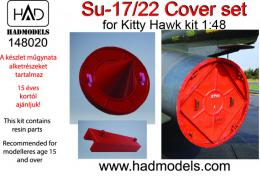 HAD Resin 1/48 Su-17/22 cover set for KTH
