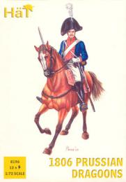 HAT 1/72 1806 Prussian Dragoons