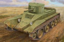 HOBBYBOSS 1/35 Soviet BT-2 Tank (medium)