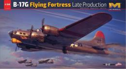 HK MODELS 1/32 B-17G Flying Fortress Late 1/32