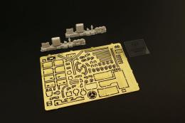 HAULER 1/72 M8 Greyhound - detail PE set for ITA