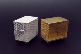 HAULER 1/35 Wire mesh container  2 pcs.
