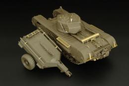 HAULER 1/48 Churchill Mk.VII - detail PE set for TAM