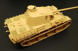 HAULER 1/48 Panther Ausf. D - detail PE set for TAM