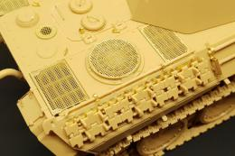 HAULER 1/48 Panther Ausf. D - GRILLS for TAM