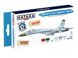 HATAKA Blue Set BS104 Early Su-27S/P/UB Flanker-B/C paint