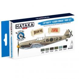 HATAKA Blue Set BS32 Luftwaffe Legion Condor paint set