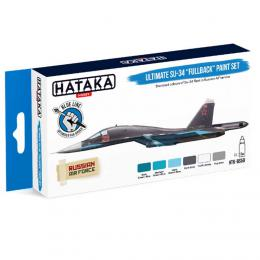 HATAKA Blue Set BS58 Ultimate Su-34 Fullback paint set