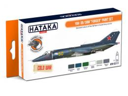 HATAKA Orange Set CS111 Yak-38/38M Forger paint set