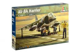 ITALERI 1/72 AV-8A Harrier
