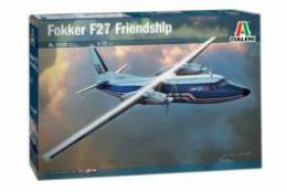 ITALERI 1/72 Fokker F-27-400 Friendship