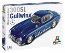ITALERI 1/24 Mercedes Benz 300 SLGullwing