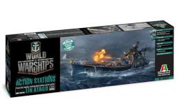 ITALERI 1/700 World Of Warship : IJN Atago