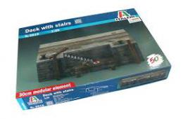 ITALERI 1/35 Dock With Stair