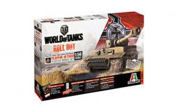 ITALERI 1/56 World Of Tanks: Pz.Kpfw VI Tiger