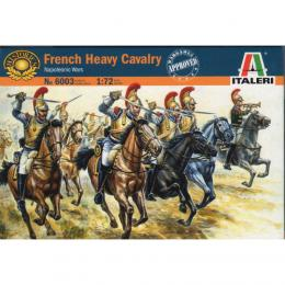 ITALERI 1/72 Napoleon Wars: French Heavy Cavalry